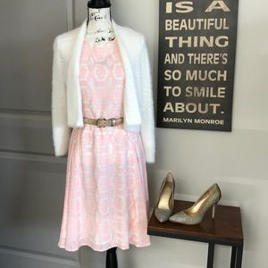 💕 Lovely Tommy Hilfiger Dress Pastel Honeycomb💕